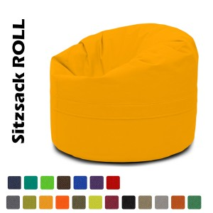Sitzsack Roll - Outdoor & Indoor